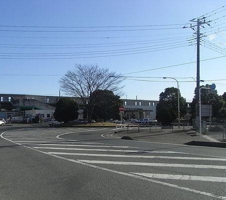 higashi washimiya eki mae zentai 20081231