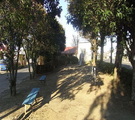 washi nishi small park 20081231