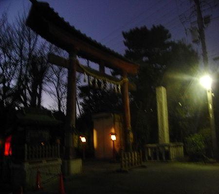 washimiya jinjya yugata 20081231