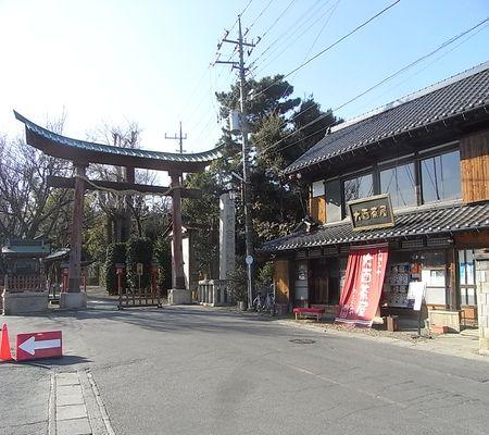 washimiya jinjya mae 20090218 001