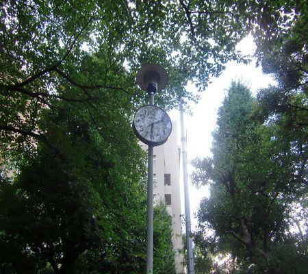 ocha park clock 20090710 03_R