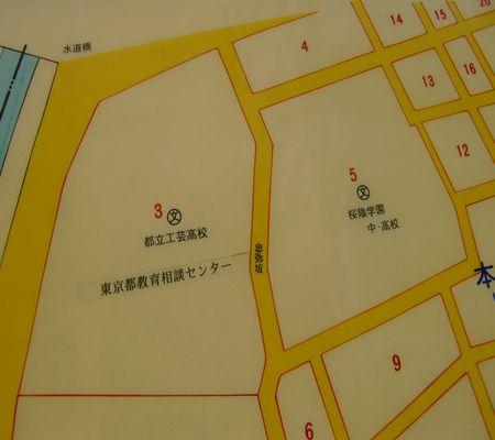 map bunkyo motomachi park 20090720_R