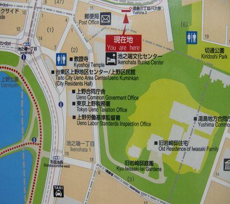 bunkyo kasuga st map 20090720_R