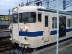 415系(古賀駅にて)
