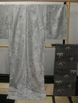 スワトー紬とオールシーズン帯