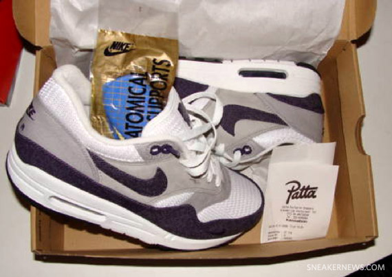 nike x patta air max 1 purple denim 10b5aba2d8