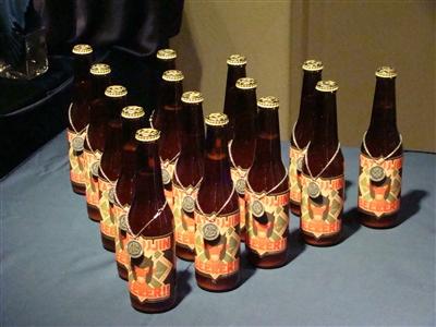 達人ビール。お土産でも貰いました