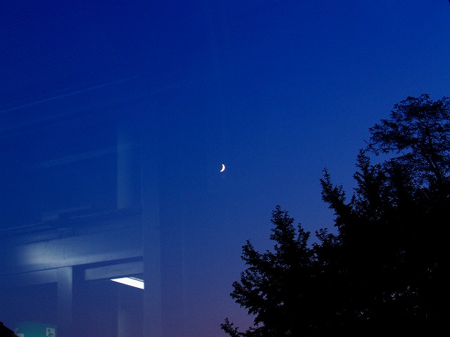 ビレッジ安曇野の月