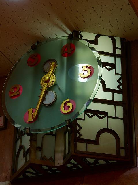 エレベーター階数表示ー2