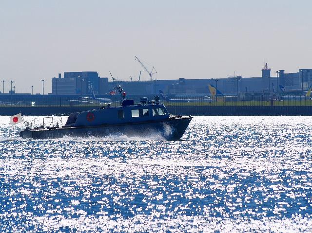 警視庁の船