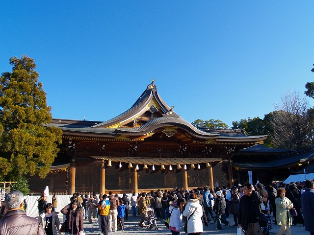 寒川神社1