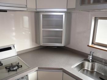 A型キッチン