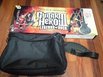 ギターヒーロー3箱