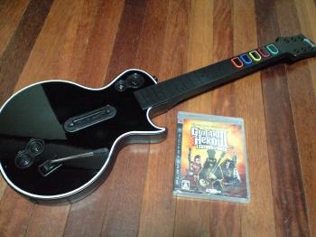 ギターヒーロー3ギター