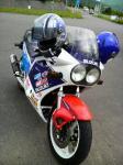 ダンナちゃんバイク