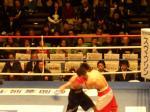 伴流ボクシングジム芹江選手
