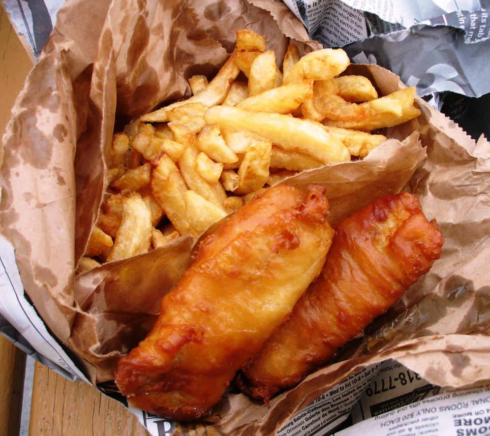 cod4 clan joker fish and chips