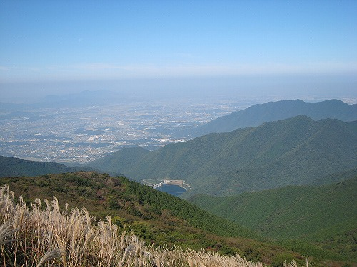 19福智ダム湖 ~直方方面