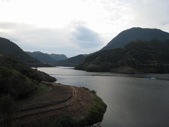 12耶馬溪ダム