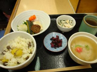 京八百屋定食