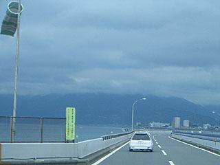 箱根は、霧が凄いかな?