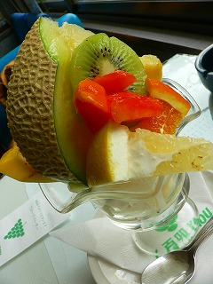 フルーツパッフェ2