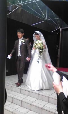 仁君結婚式