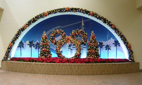 リゾートラインのクリスマス