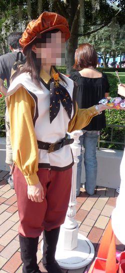 キャストさんのハロウィン衣装