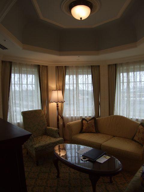 ランドホテル タレットルーム