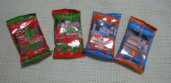 4種類の小袋