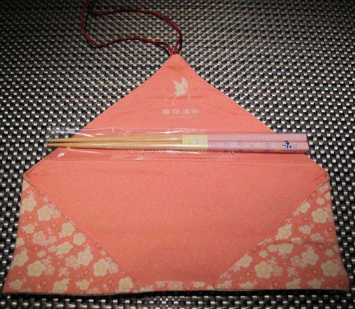 花 シュンカリンサイ お箸2