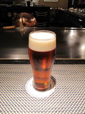 花 ビール