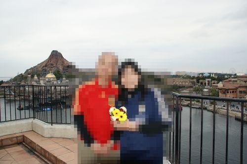 記念のハバテラ記念写真