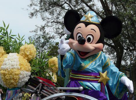 2008七夕ミッキー