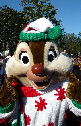2007クリスマスアトモスワンショ