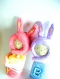 ウサギ夫妻_convert_20090526142244