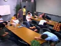 【ガキ使】山ちゃん&コム 大暴れ!寝ている皆を起こしてあげようw
