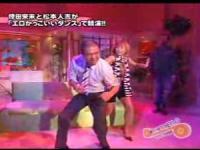 倖田來未 と松本人志が「エロかっこいいダンス」で競演!!