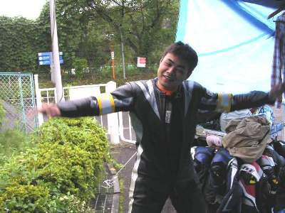 Tくん登場!