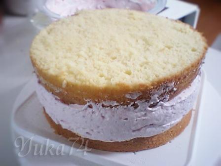 Xmas cake♪