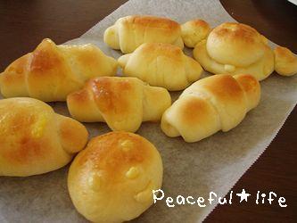 ロール&変なパン