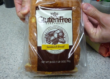 bread gluten free