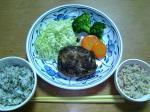 昨日の晩ご飯