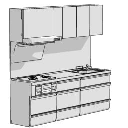 漫画コミック画材の口コミと価格比較 漫画背景無料素材 システムキッチン 画像
