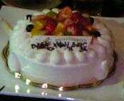 ☆お誕生日ケーキ☆