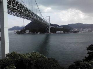 『壇ノ浦』からの関門橋②
