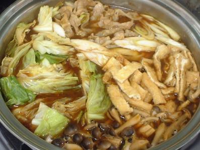 カレー鍋♪