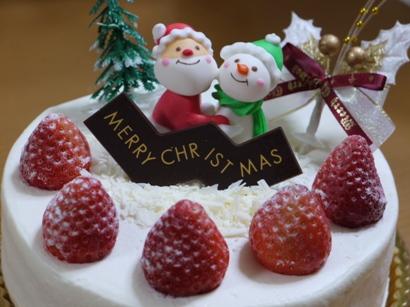 2008クリスマスケーキ♪byマダムシンコ