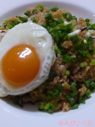 キムチの炊き込みごはん☆ブログ用